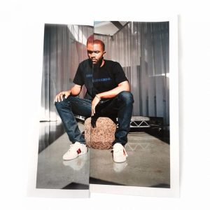 Frank Ocean, Chanel © Blonded