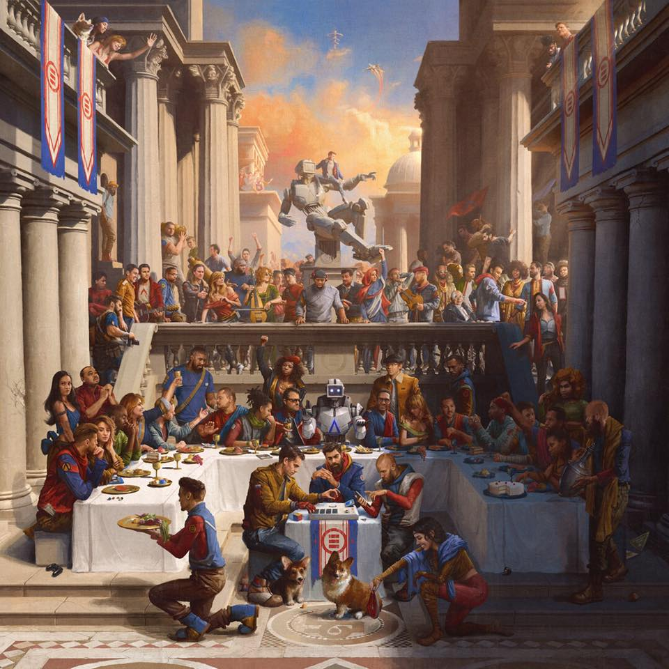 Track Review: Logic, '1-800-273-8255'