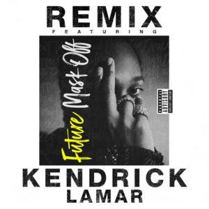 Future ft. Kendrick Lamar, Mask Off (Remix) © Epic