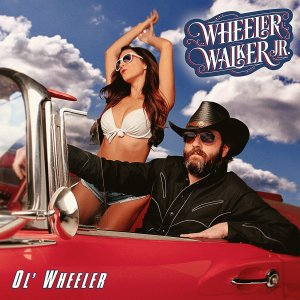 Wheeler Walker Jr., Ol' Wheeler © Pepperhill Music