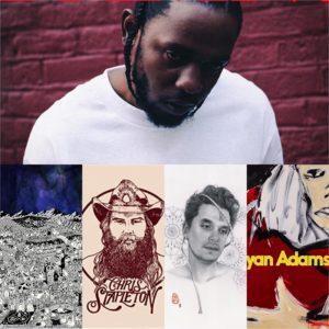 20 Best Albums of 2017 (So Far) © Interscope, Sub Pop, Mercury, Columbia, Blue Note