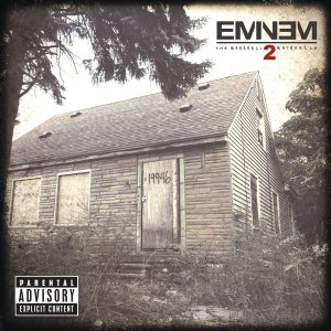 Eminem, The Marshall Mathers LP 2 © Aftermath