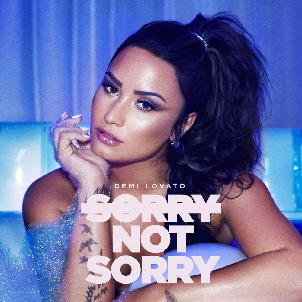 Demi Lovato, Sorry Not Sorry © Island / Hollywood