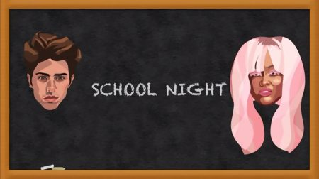 Greer, School Night (ft. CupcaKKe) - Single © Greer Wilson