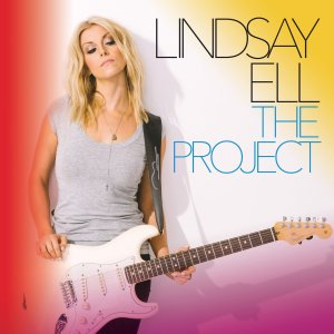 Lindsay Ell, The Project © Stoney Creek