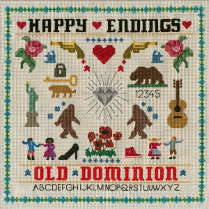 Old Dominion, Happy Endings © Sony