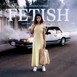 Selena Gomez, Fetish © Interscope