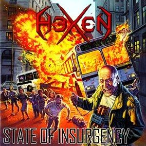 HeXen, State of Insurgency © Old School Metal