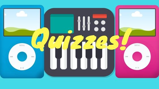 Quizzes - The Musical Hype