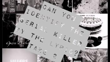 are you a killer quiz