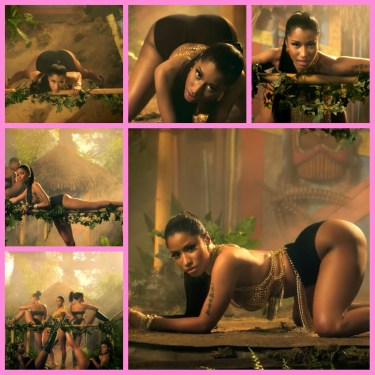 Nicki Minaj, Anaconda © Cash Money