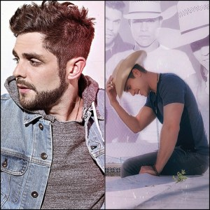 Thomas Rhett, Dustin Lynch © Big Machine, Broken Bow