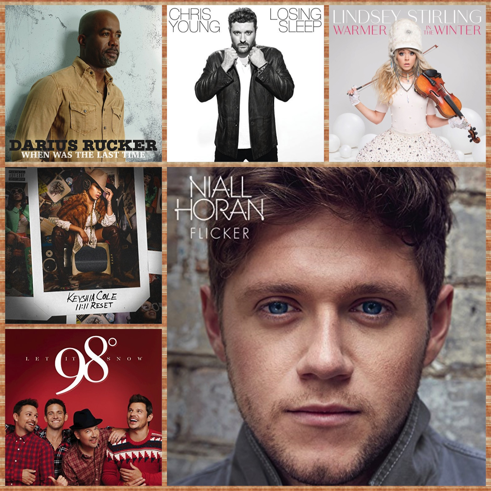 Music Shopping List | Niall Horan Launches With a 'Flicker'