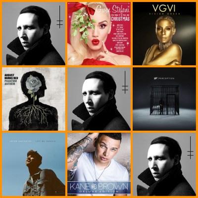 October 6, 2017 Album Releases