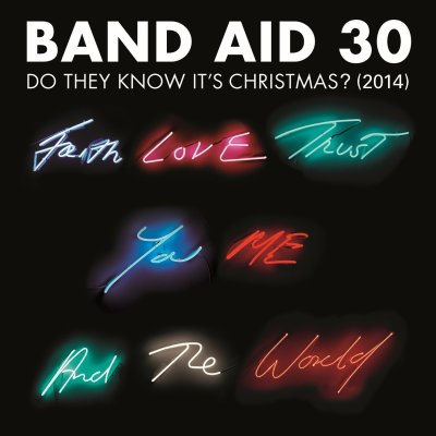 Band Aid 30, Do They Know It's Christmas 2014 © Virgin