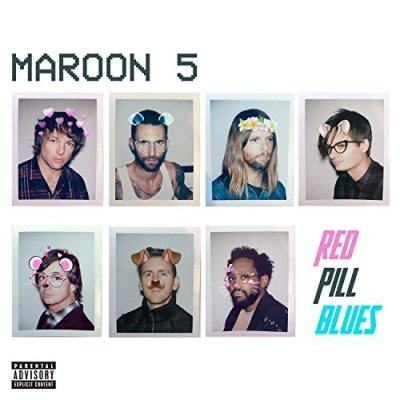 Maroon 5, Red Pill Blues © Interscope