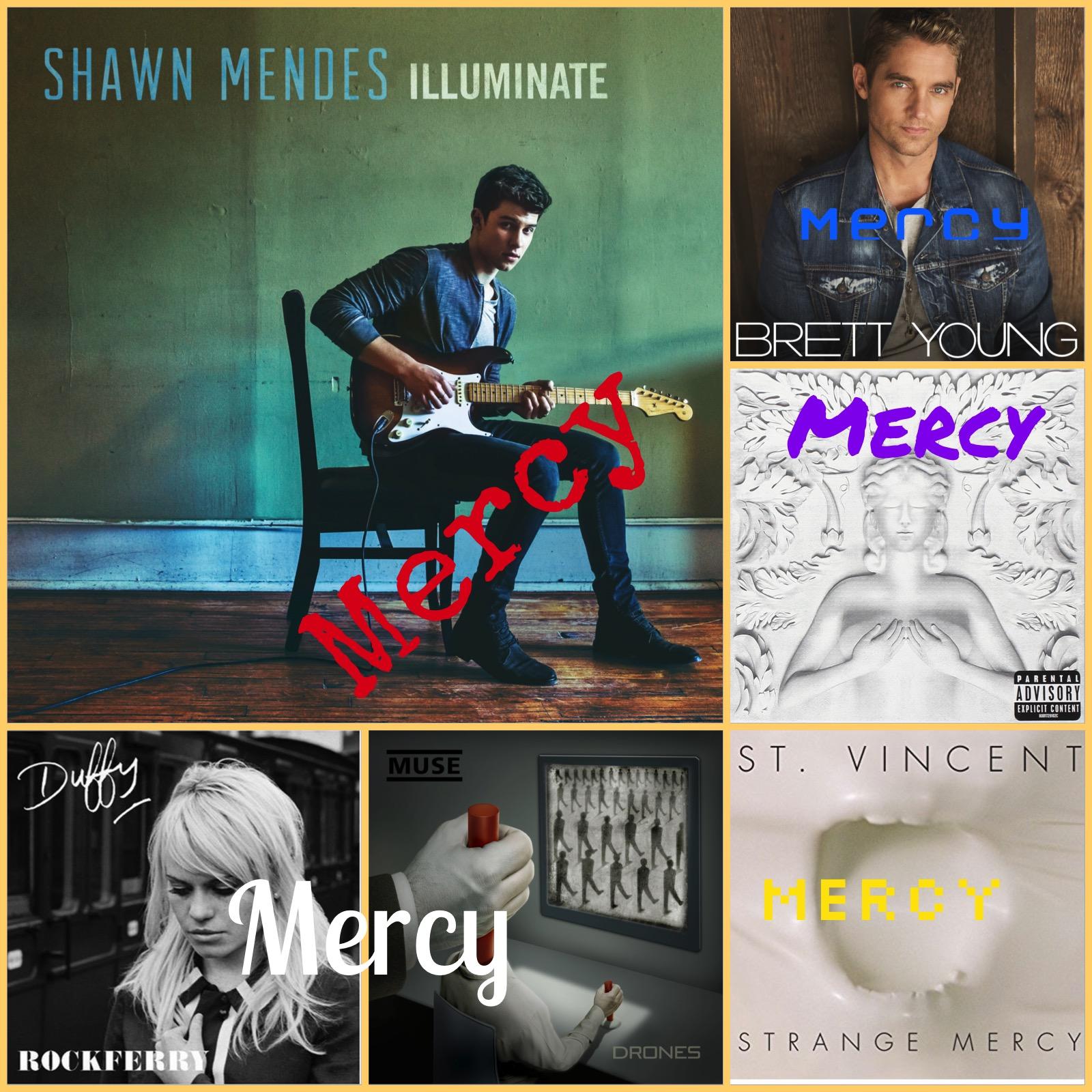Merciful, Mercy Songs, Vol. 1   Playlist