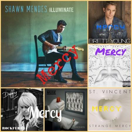 Mercy Playlist