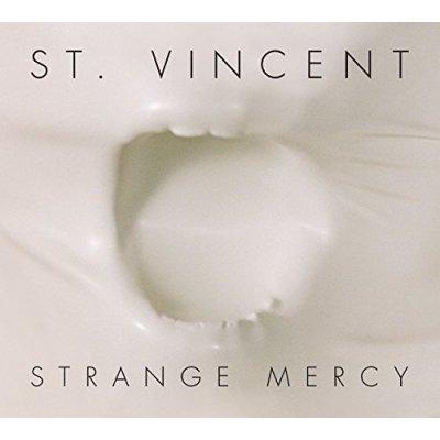 St. Vincent, Strange Mercy © 4AD