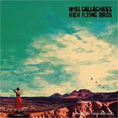 Noah Gallagher's High Flying Birds, Who Built the Moon © Caroline International