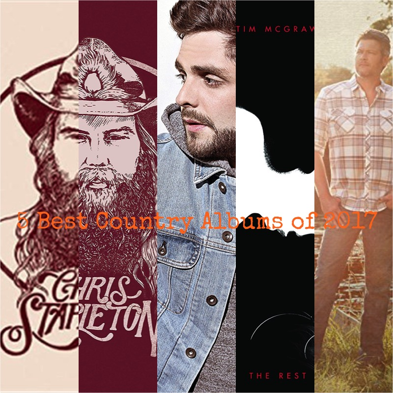 5 Best Country Albums of 2017 | Year in Review