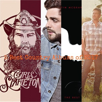 5 Best Country Albums of 2017