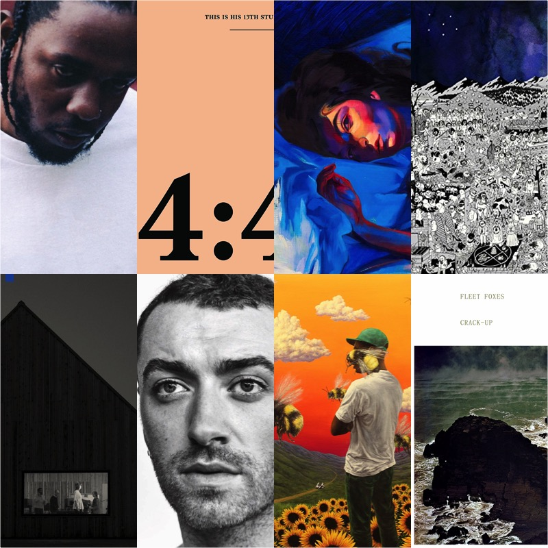 50 Best Albums of 2017 | Year in Review