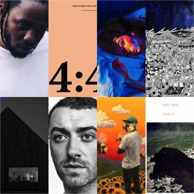 50 Best Albums of 2017