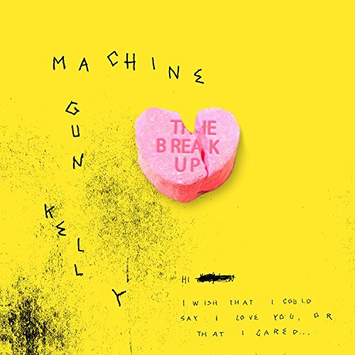 Machine Gun Kelly, 'The Break Up' | Track Review