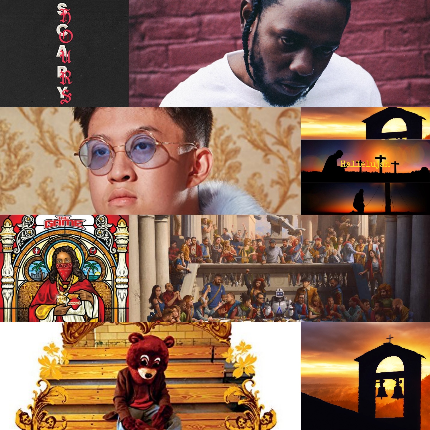27 Secular, Religious-Referencing Rap Songs | Playlist
