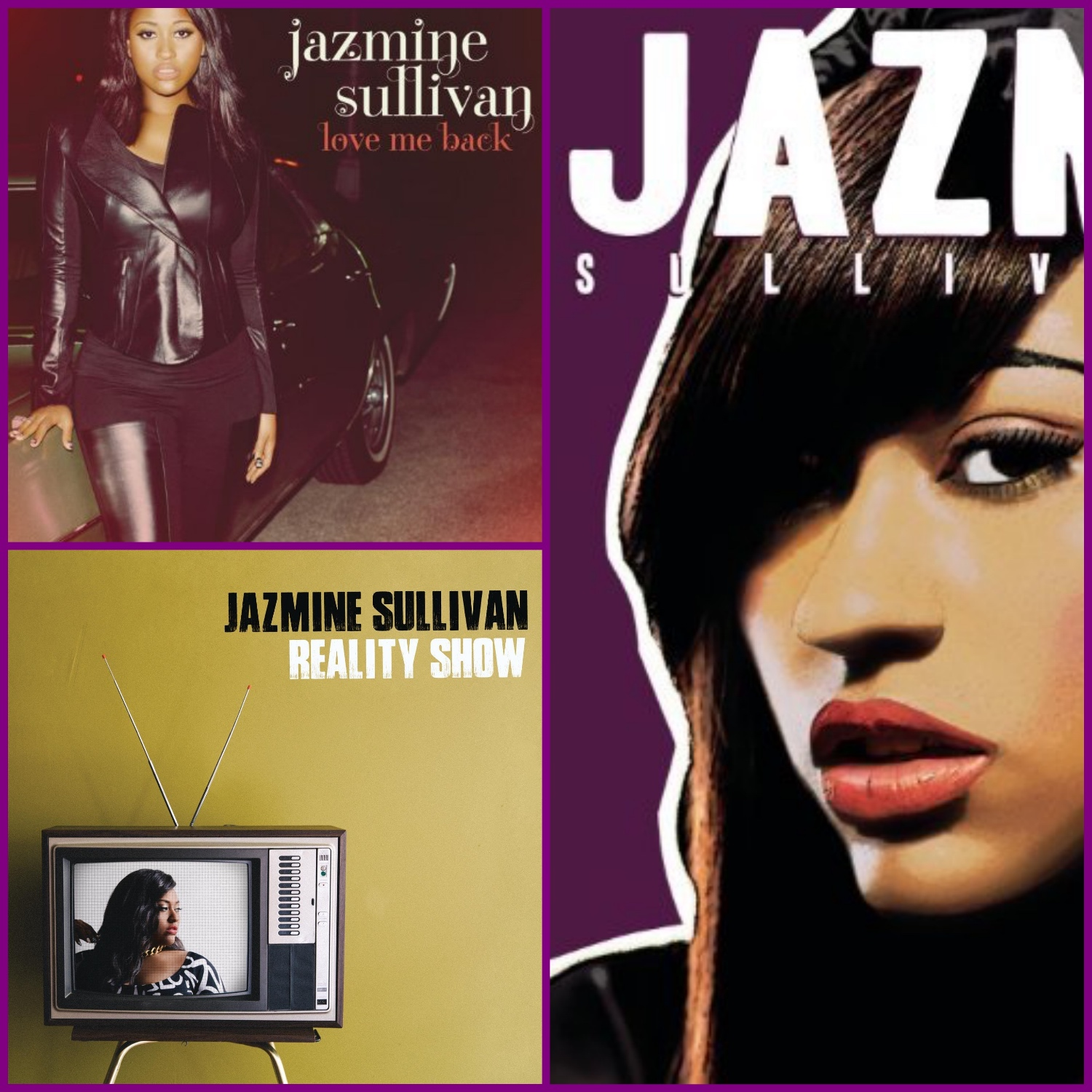 3 Favorites from the First 3 Jazmine Sullivan Albums | Playlist