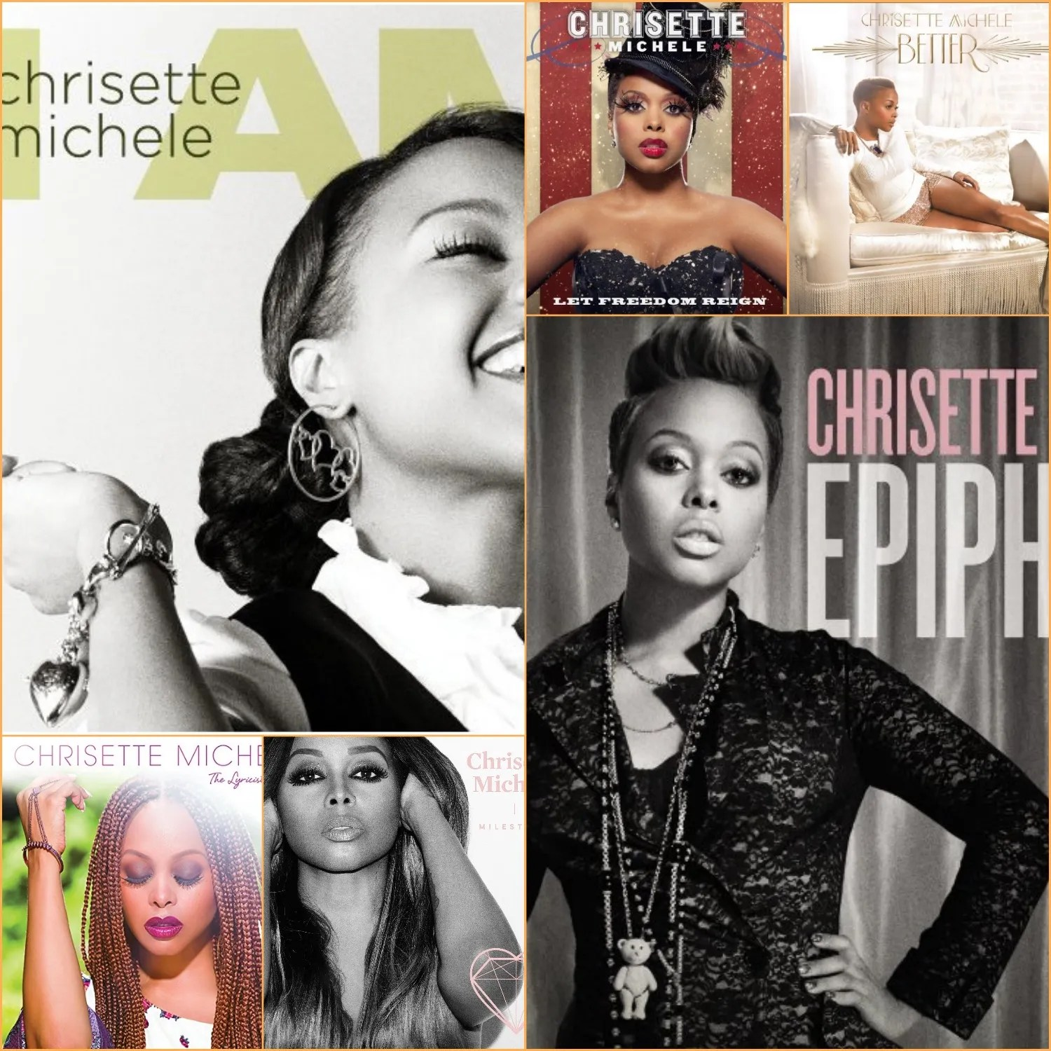 The Best Song from Each Chrisette Michele Album | Playlist
