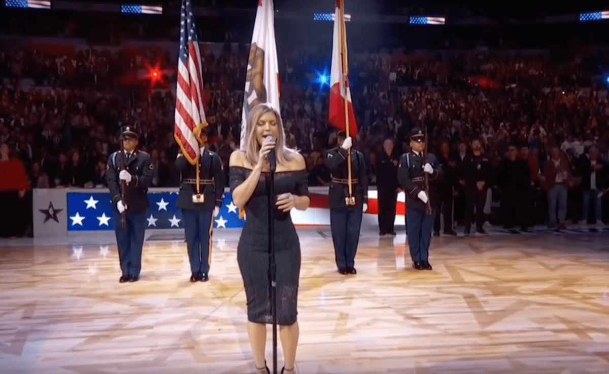Fergie Delivers One of The Worst National Anthems Ever | Op Ed