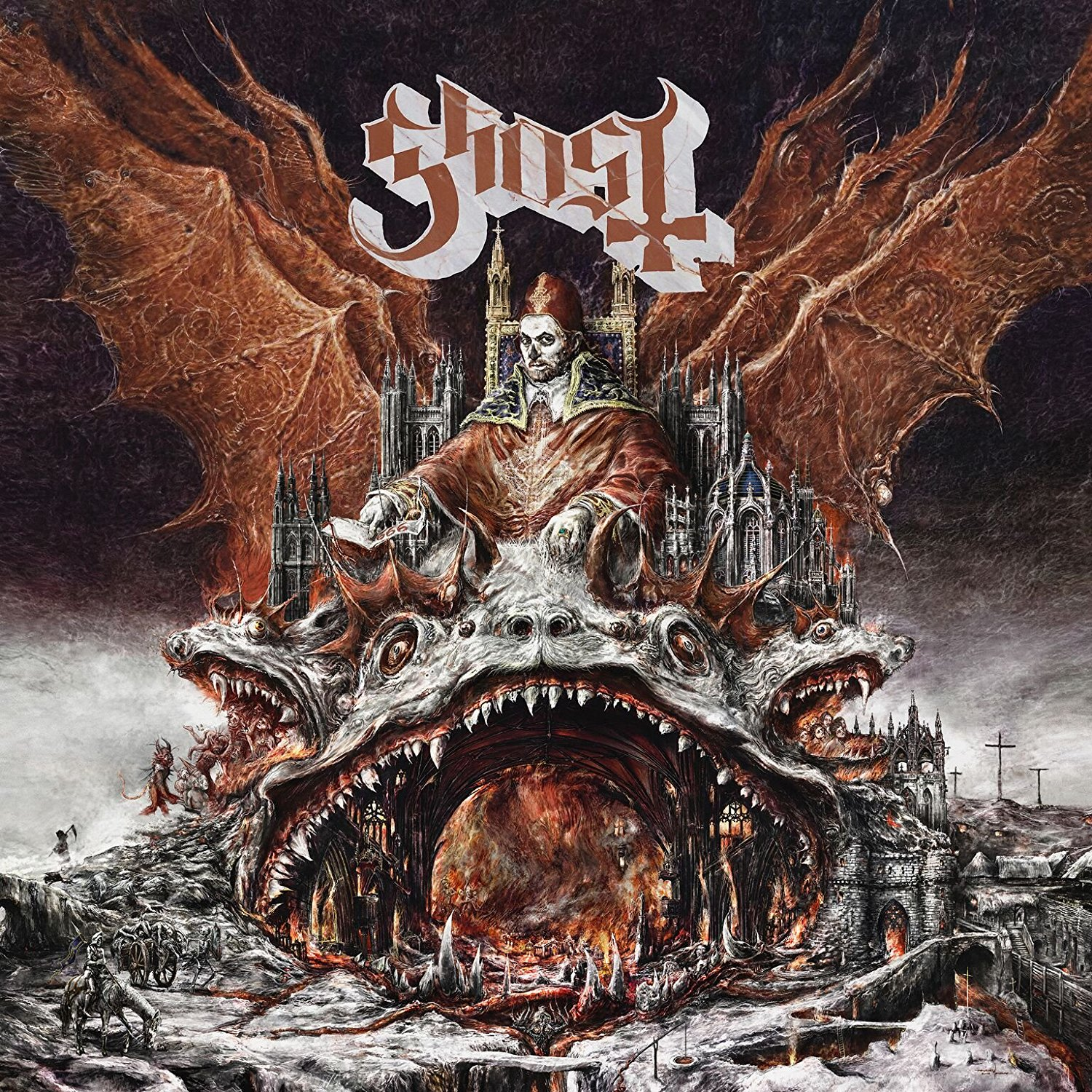 Ghost, 'Dance Macabre' | Track Review