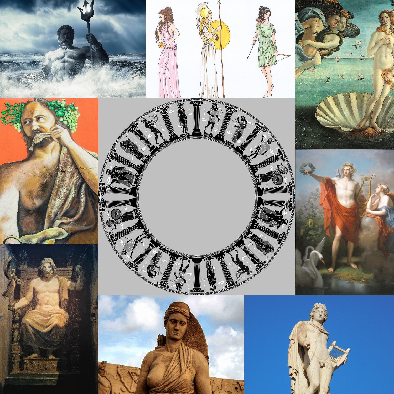 13 songs that channel greek gods goddesses playlist