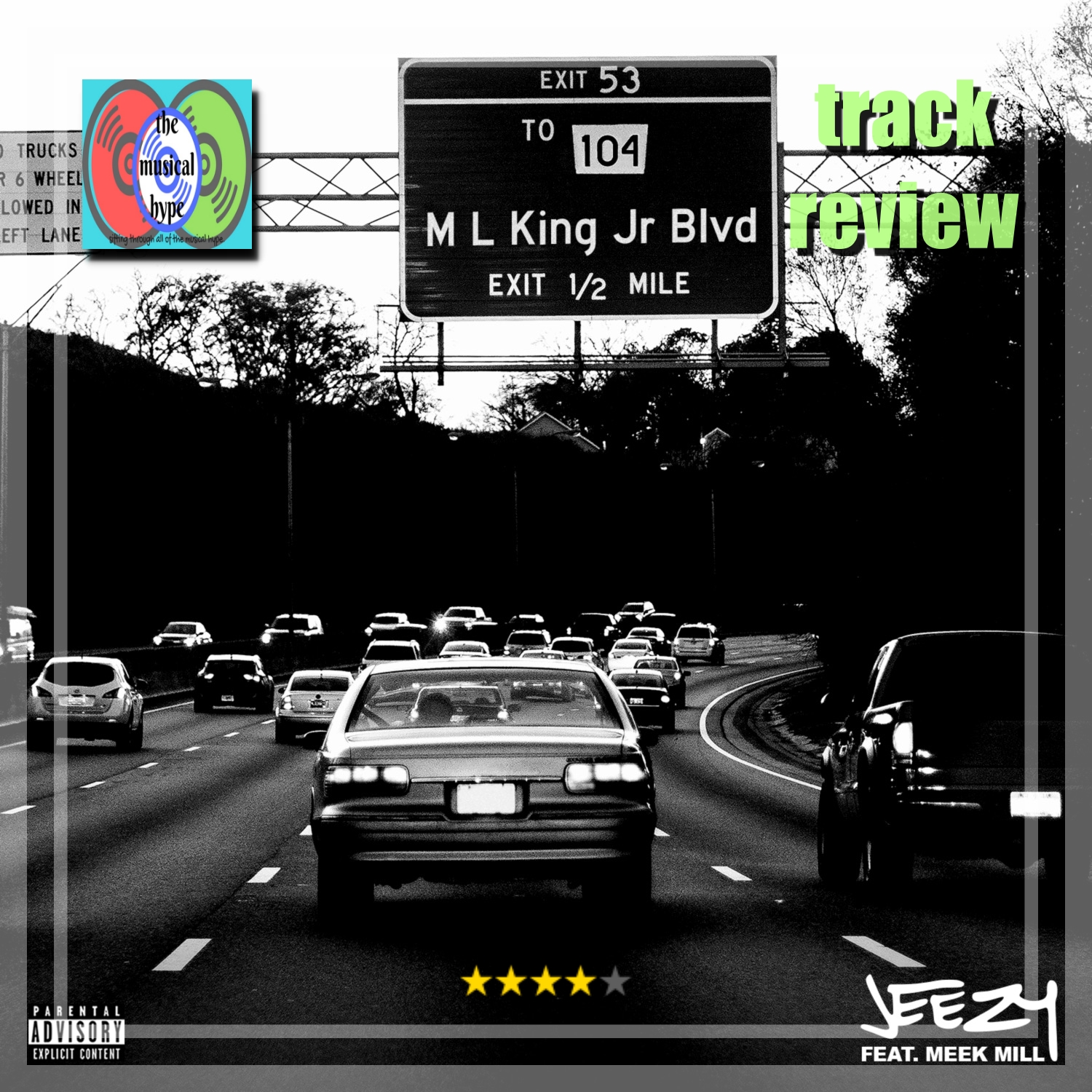 Jeezy, MLK BLVD | Track Review
