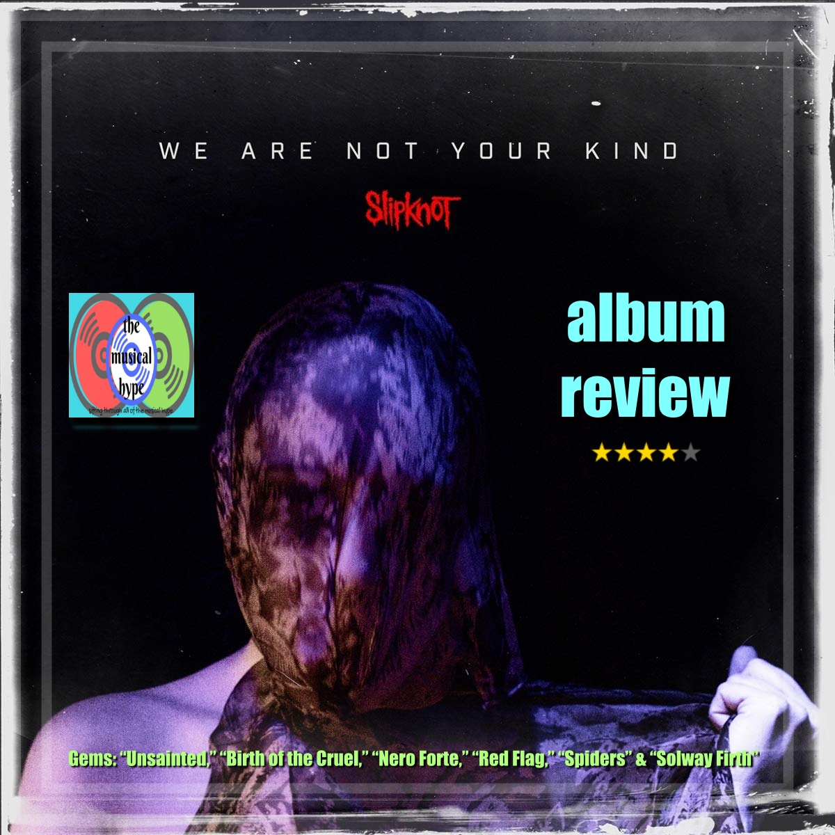 Slipknot, We Are Not Your Kind | Album Review