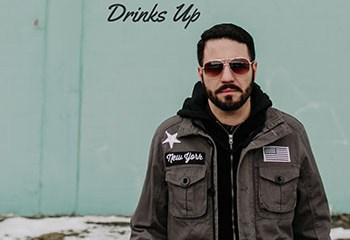 Drinks Up by Angelo Fantrazzo