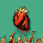 Burn It Down Bleedin' Heart by Jim Howell