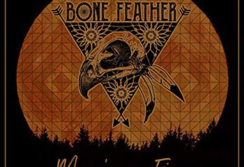 Moon's on Fire by Bone Feather