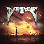 Damage S.F.P. Self titled album out now