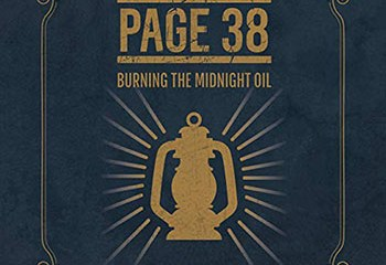 Burning the Midnight Oil by Page 38