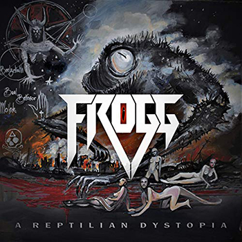 A Reptilian Dystopia by Frogg