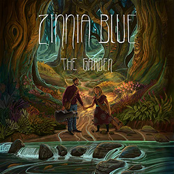 The Garden by Zinnia Blue