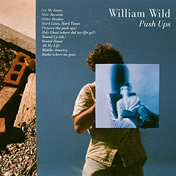 Push Ups by William Wild