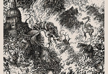 Dante's Inferno by Flight Of Eden