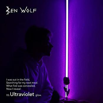 Ultraviolet by Ben Wolf