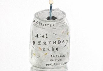 Birthday Cake by Alex Carroll