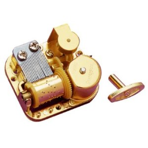 Buy Gold Tone Mechanism