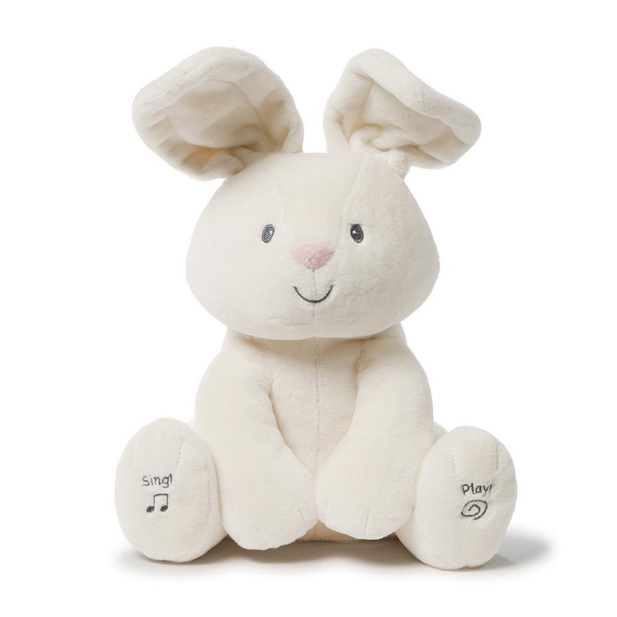 Plush Musical Bunny Flora
